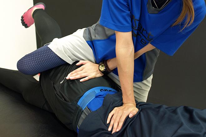 Smart Stretch 熟練スタッフの手技