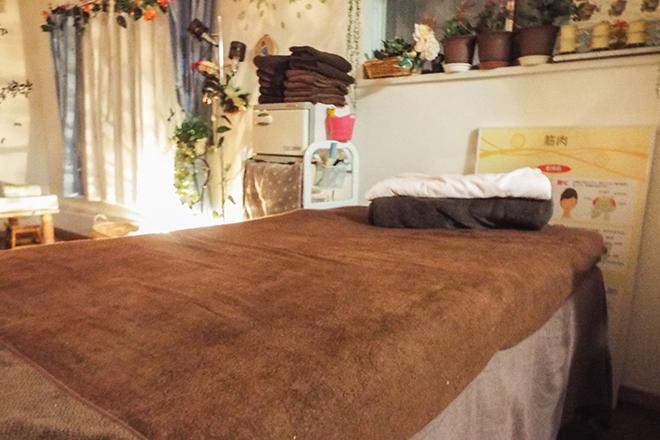 シェ ザ ミ(美容カイロ Chez Amie) 完全個室のサロンなので、自分だけの時間を満喫!