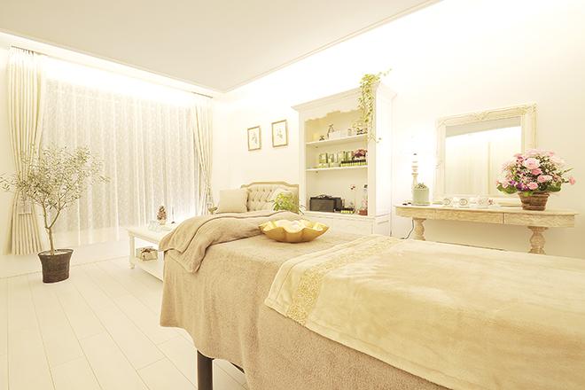 Lunavis 身体への負担の少ないベッドを使用