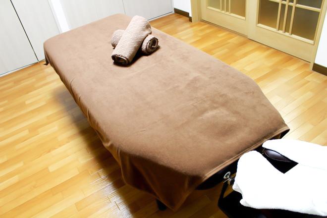 エン(リフレッシュサロン en) 清潔感あふれる施術スペース