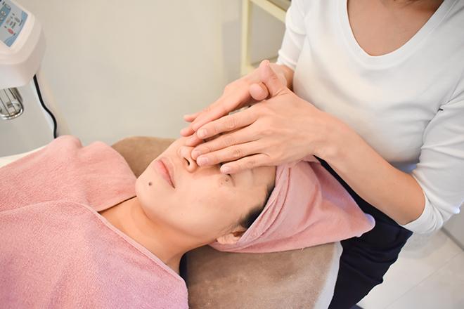 ココロバ(COCOLOBA Beauty salon) フェイシャルアロマオイルが人気!
