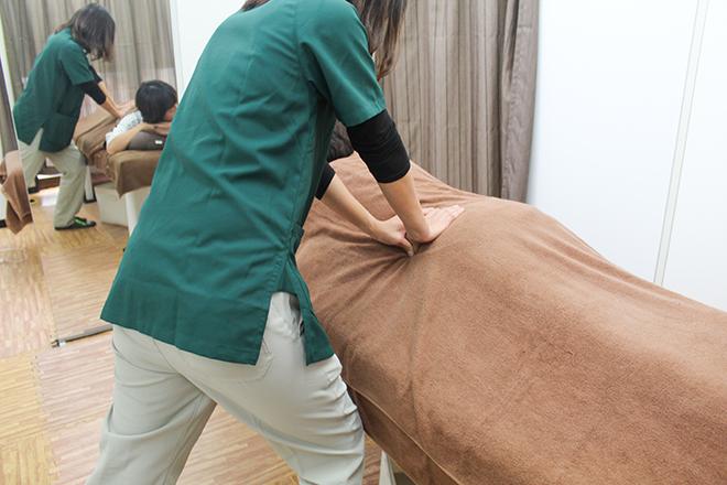 プラスニコ(心と体に優しい整体 +nico) 優しい施術で溜まった疲れをケア