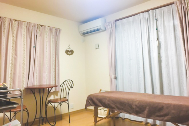 アロマテラピーサロン yasuragiほの香 リラックスできる空間の提供