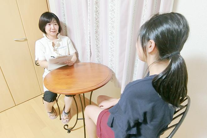 アロマテラピーサロン yasuragiほの香 丁寧に伺っていきます