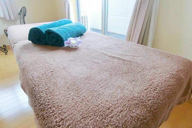 アロマテラピーサロン yasuragiほの香 ふかふかのベッドで…