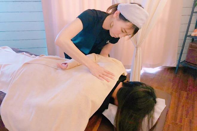 ハナメ(Haname diet body care salon) お体のお悩みに合わせて全身をほぐします!