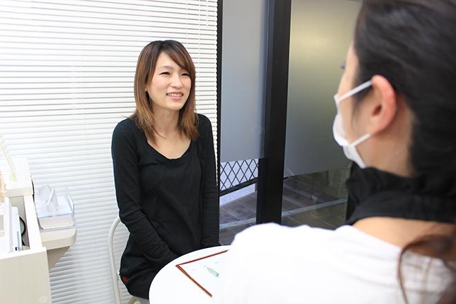 リボン(Beauty salon Ribbon) お客様とのコミュニケーションを大切に