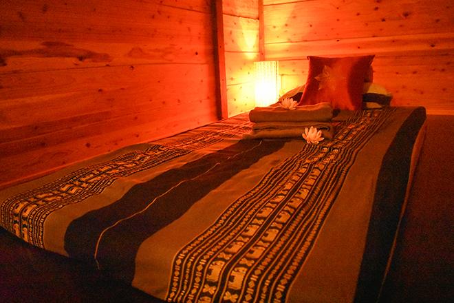 ラックン ザ ガーデン(Rack'n THE GARDEN) 寝心地の良さを大切にしたベッドです