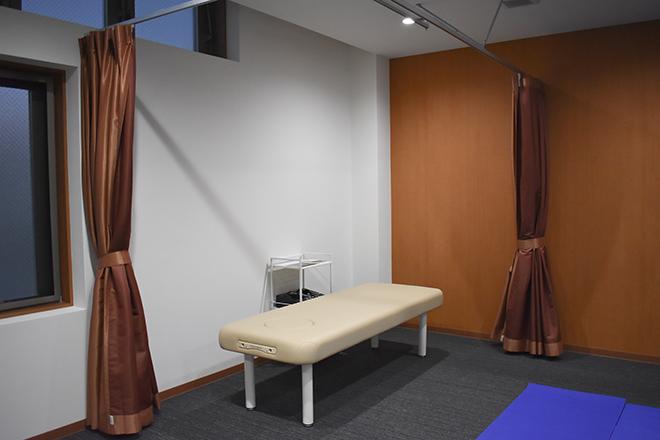 ストレッチ専門店 Pspoストレッチ24湯渡店 お客様の身体を芯からケアする施術スペース