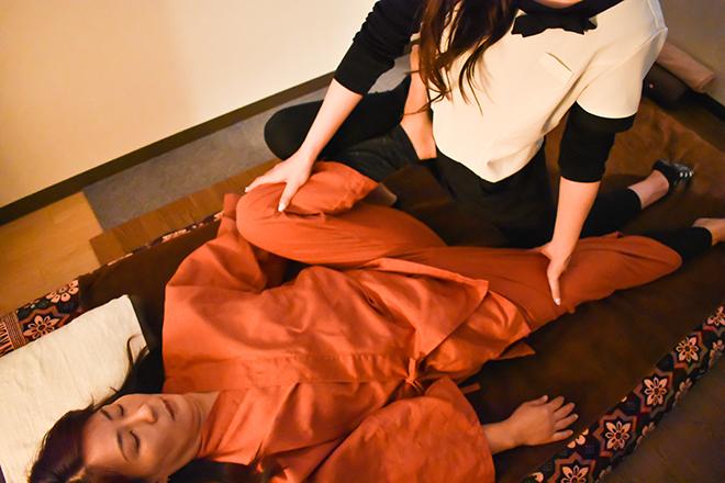 リラクゼーション純 タイ古式で体の疲れを癒しましょう
