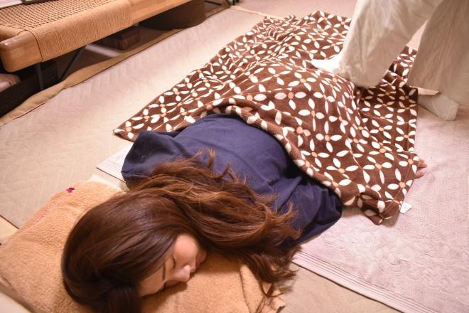 ナカダ(beauty therapy NAKADA) 広い面で捉える優しい施術