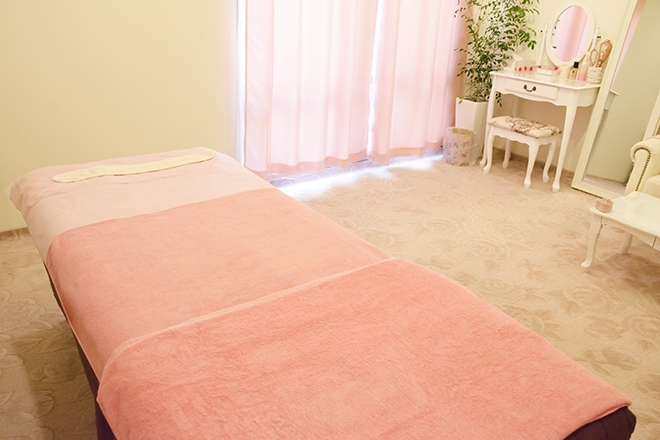 Princess Boudoir ラグジュアリーな完全個室空間