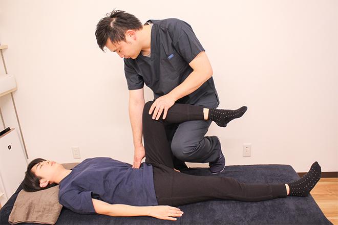 慢性的な腰の悩み専門整体 60分