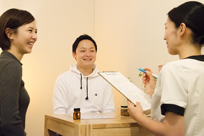 ペパーミント新高円寺店 化粧品の押し売り・コース勧誘はございません