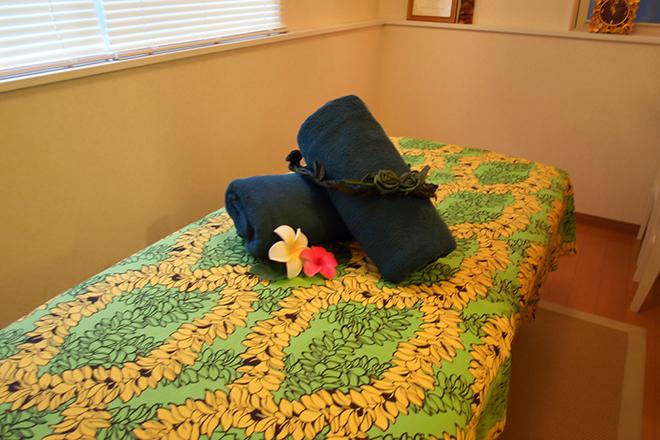 パオ(Pao) 色鮮やかな施術ベッドでおくつろぎください