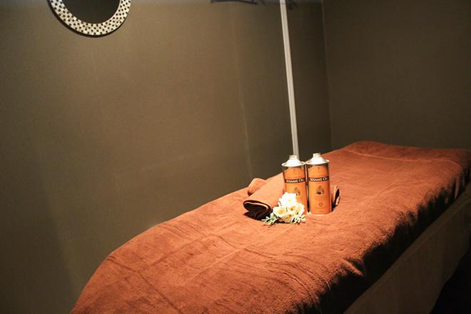 オアシス(Oasis) 大人シックな雰囲気の個室で至福のひと時を満喫