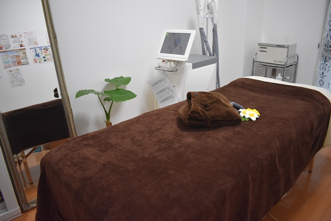 ココリノ(beauty salon CocoLino) シンプルで居心地の良い空間をご用意