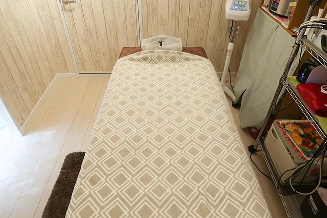 Hou'oli SaHoLa ベッド1台の南国ムード漂う温かいサロンです