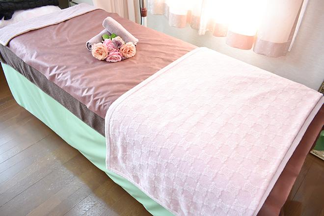 Salon de Felice 冬場は温めるなどの工夫をして心地良いベッドに