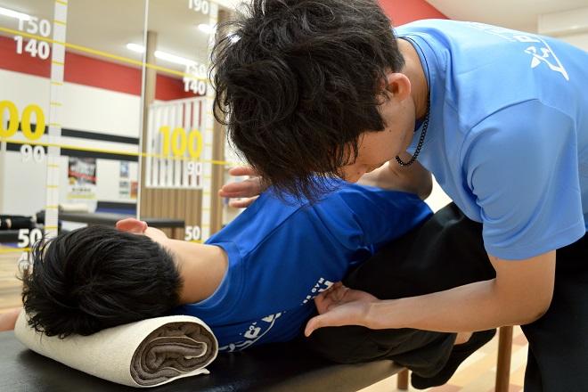 ピースポ24 松山大街道店(ストレッチ専門店 Pspo) グゥ〜っと伸ばしてリフレッシュ☆
