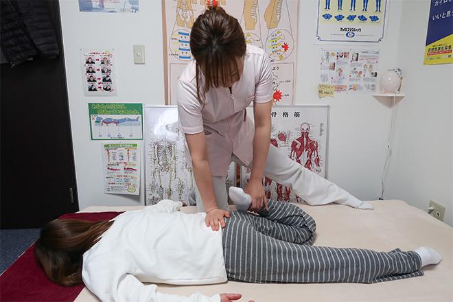 ディアーズ 新道東店(メディカルサロン Dears) ひとりひとり異なるお身体に合わせた施術をご提供