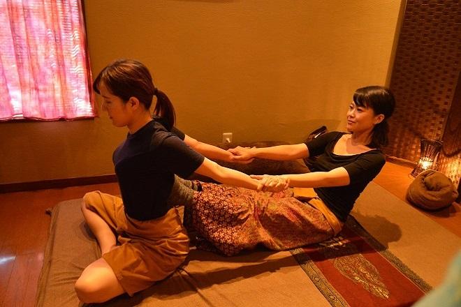 Sunshine タイ古式で「楽で自然な良い姿勢」を目指します
