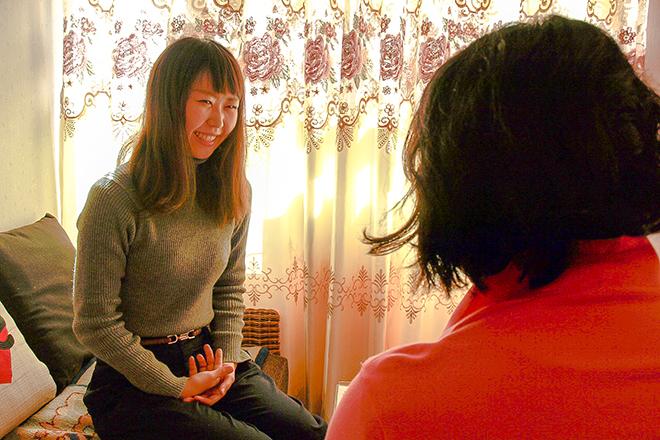 リラックスニヤ(台湾リンパ美体サロン ReLaxnya) ヒアリングでしっかりとお悩みをお聞きします