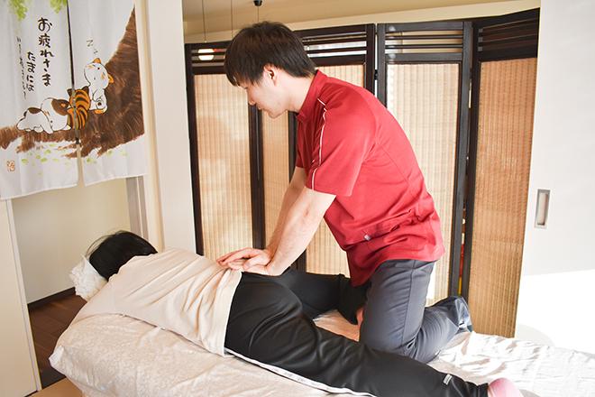 にこにこ(整体院 NikoNiko) 腰が不調の方は、筋膜リリースをお試しください!