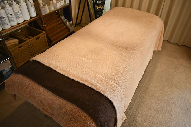 グリーン(自愛サロン GREEN) 高反発のふかふかベッドが自慢です