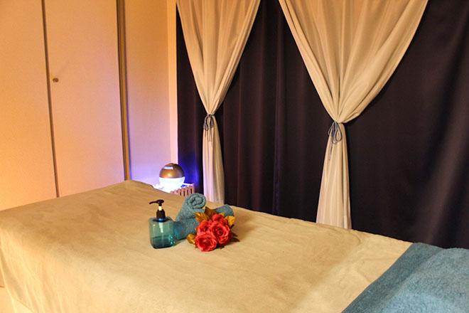 カノン(total beauty salon Kanon) エレガントな空間でゆっくりくつろいでください
