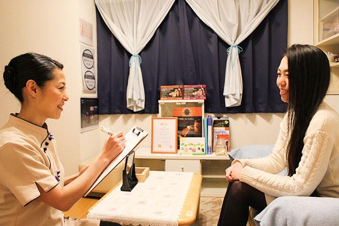 カノン(total beauty salon Kanon) 細かく丁寧なヒアリングで根本からアプローチ