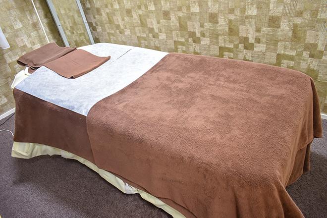 Feliz ・ Dia ベッドは3台あり、四季でリネンの色を変えます