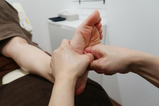 足のトラブルセンター 新札幌店 足のお悩みをトータルケアできるメニュー