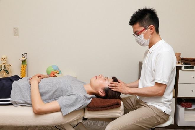 バランスラボ(BALANCE LAB) 頭蓋の調整