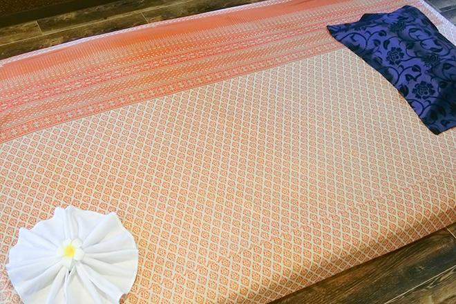 Boa Thai 幅が広くて分厚いベッドは8台あります