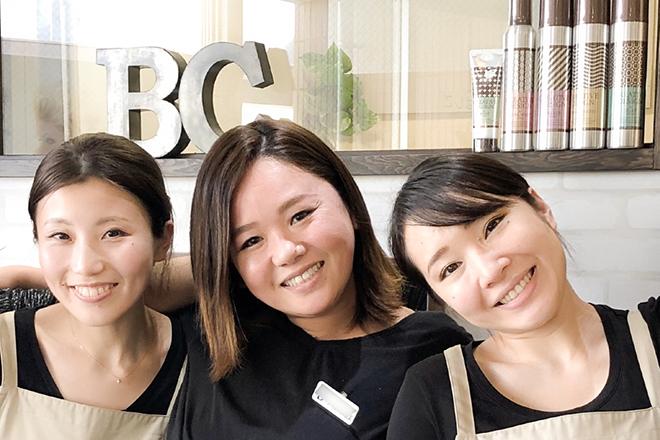 ビオリー湘南 3名の女性スタッフが親身にお悩みと向き合います