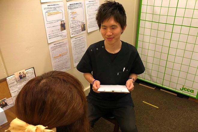 いちる整体院(ichiru) 図や絵をお見せしながらお体の状態を説明