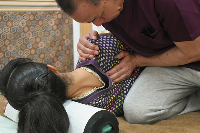 ハラ(Chiro&Beauty Salon@HARA) 肩甲骨は上半身の要ですよ!