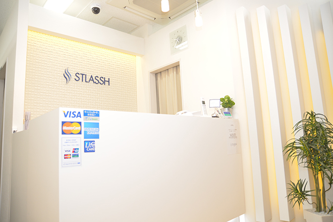 ストラッシュ 梅田店(STLASSH) 女性専用・プライベート空間の脱毛サロンです