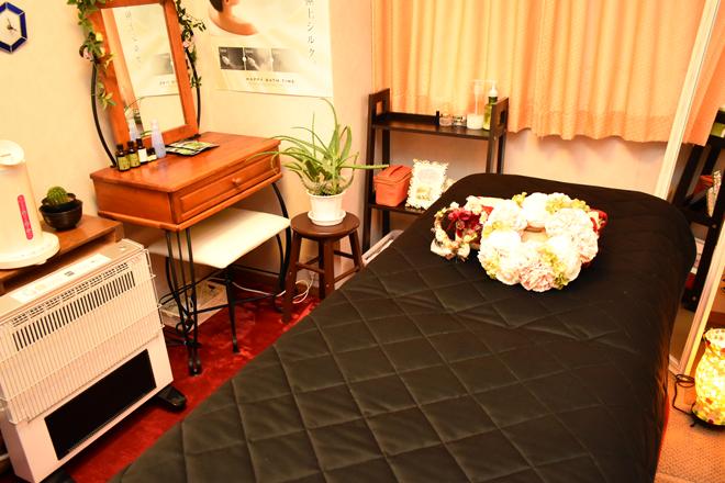 可愛らしい「完全個室」で心からリラックス♪