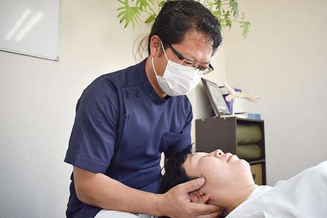 ユニオンカイロプラクティック施術院 疲れが溜まりやすい首や肩にアプローチ
