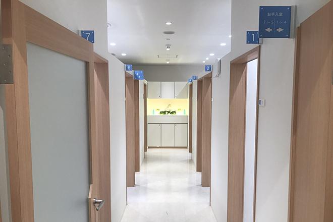 ミュゼプラチナム 富山CiC店 清潔感あふれるサロンで初めての方も安心!