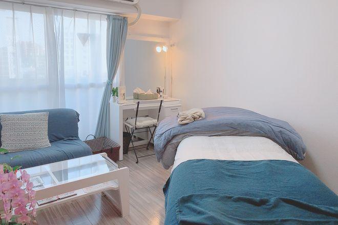 プルソワン(Poursoin) ふかふかのベッドを2台設置