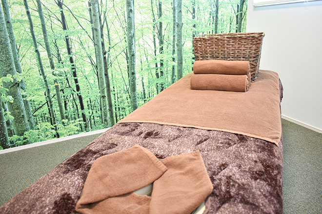 フォレスタ 完全個室の自然あふれる空間でパワーチャージ!