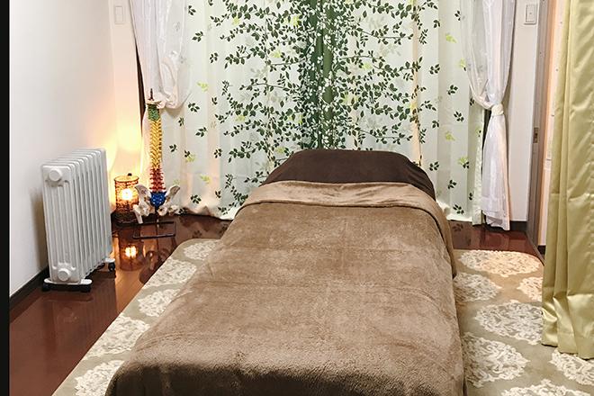 舎人 快適なベッドですやすやとリラックス