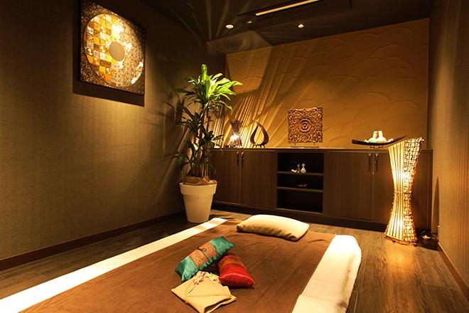 バンクンメイ 神戸ベイシェラトン店 ホテルの中にあるリラクゼーションサロンです