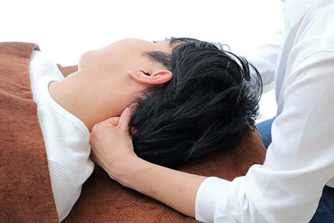 もみ優 南森町店(momiyou) 熟睡しながら目と首の疲労を改善!