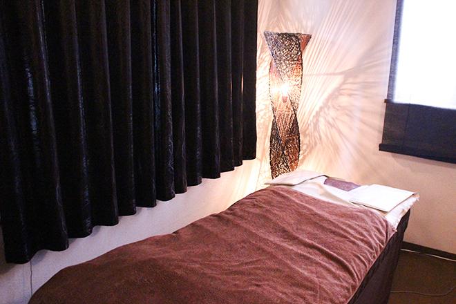 シャンティ(彫刻リンパ&スクールサロン SHANTI) 完全予約制の個室サロンで人目を気にせず自分磨き