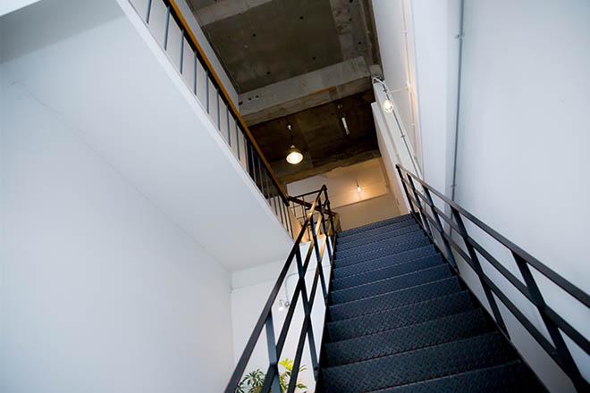 アコルデ 問屋町店 階段を3階まで