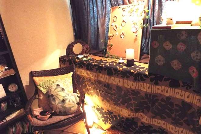 女性セラピストの極上の施術 | マハロのもり